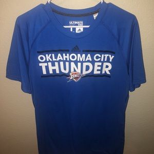 OKC thunder t-shirt